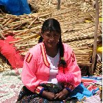 Puno floating islands Peru Vacation Pictures