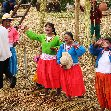 Puno floating islands Peru Trip Pictures
