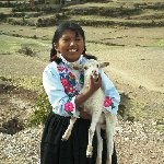 Isla Amantani Peru Trip Vacation