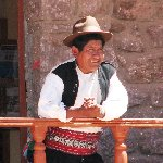 Taquile Island Lake Titicaca Peru Travel Blog