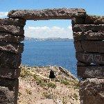 Taquile Island Peru Trip Picture