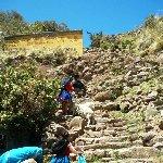 Taquile Island Peru Picture