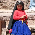 Taquile Island Lake Titicaca Peru Blog