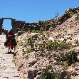 Taquile Island Lake Titicaca Peru Diary Photo