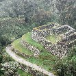 Inca trail to Machu Picchu Peru Picture gallery