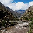 Inca trail to Machu Picchu Peru Story Sharing