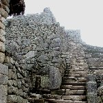 Inca trail to Machu Picchu Peru Album