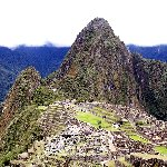 Inca trail to Machu Picchu Peru Album Photos