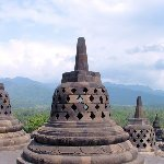 Borobudur buddhist temple Indonesia Blog Adventure