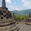 Borobudur buddhist temple Indonesia Blog Information