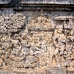 Borobudur buddhist temple Indonesia Diary Sharing