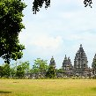 The Prambanan temple complex Indonesia Trip Photos