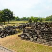 The Prambanan temple complex Indonesia Diary Pictures The Prambanan temple complex