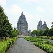The Prambanan temple complex Indonesia Travel Guide The Prambanan temple complex