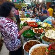 The market in Solo Surakarta Indonesia Diary Picture The market in Solo Surakarta