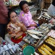 The market in Solo Surakarta Indonesia Travel Pictures The market in Solo Surakarta