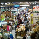 The market in Solo Surakarta Indonesia Blog Pictures