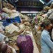 The market in Solo Surakarta Indonesia Vacation Sharing