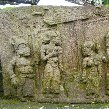 Candi Sukuh Indonesia Mt Lawu Picture