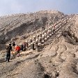 Via Sarangang to Mount Bromo Mt Bromo Indonesia Holiday