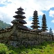 Bedugul Lake Bratan Temple Indonesia Diary Adventure Bedugul Lake Bratan Temple