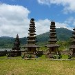 Bedugul Lake Bratan Temple Indonesia Album Photos