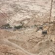 Masada Israel cable car Mezada Diary Picture