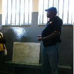 Robben Island Tour Cape Town South Africa Diary Information