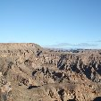 Fish River Canyon Namibia Ai-Ais Travel Adventure