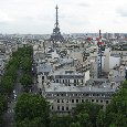 Summer in Paris France Photograph