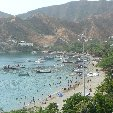 Taganga Santa Marta Colombia Travel Sharing