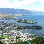 Queenstown New Zealand Skyline Gondola Photography Queenstown New Zealand Skyline Gondola