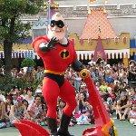 Tokyo Disneyland photos Japan Holiday Sharing