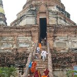 Ayutthaya tour Thailand Trip Review