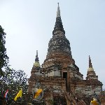 Ayutthaya tour Thailand Travel Sharing