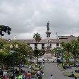 Flight Quito Ecuador Travel Photographs