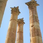 Day Tour to Jerash Jordan Vacation Diary