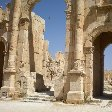 Day Tour to Jerash Jordan Travel Photographs