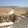 Trip from Damascus to Jerash Jordan Photo Sharing The ancient Roman city of Jerash