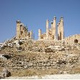 Trip from Damascus to Jerash Jordan Blog Sharing The ancient Roman city of Jerash