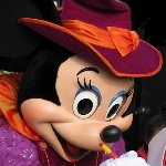 Halloween in Disney World Paris France Diary Pictures