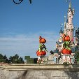 Halloween in Disney World Paris France Diary