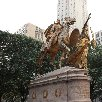 Bus tour sightseeing in New York City United States Vacation Picture
