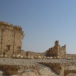 Guided Tour of Ancient Palmyra Syria Holiday Review Travel to Damascus Syria