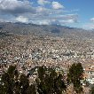 Ticket out of La Paz Tiwanacu Bolivia Vacation Diary