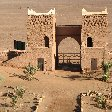 Sahara Desert Hotel in Zagora, Morocco Travel Adventure