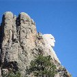 Travel to Mount Rushmore in South Dakota Keystone United States Review Photograph