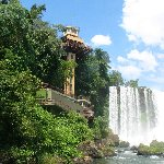Iguazu Falls guided tour Iguazu River Brazil Travel Pictures Iguazu Falls guided tour