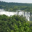 Iguazu Falls guided tour Iguazu River Brazil Travel