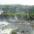 Iguazu River Brazil